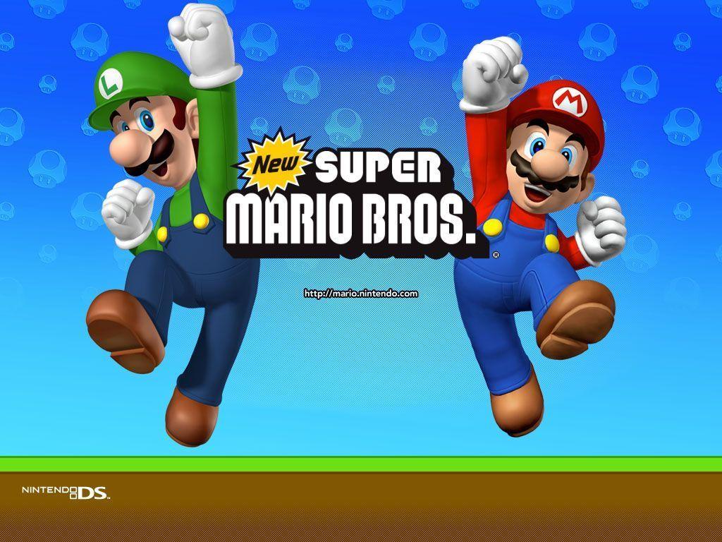 New Super Mario Bros Org